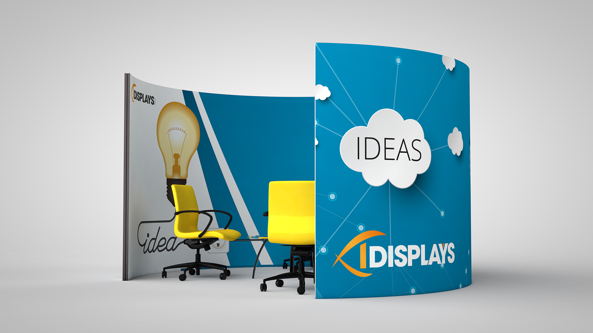 Custom Printed Meeting Pods
