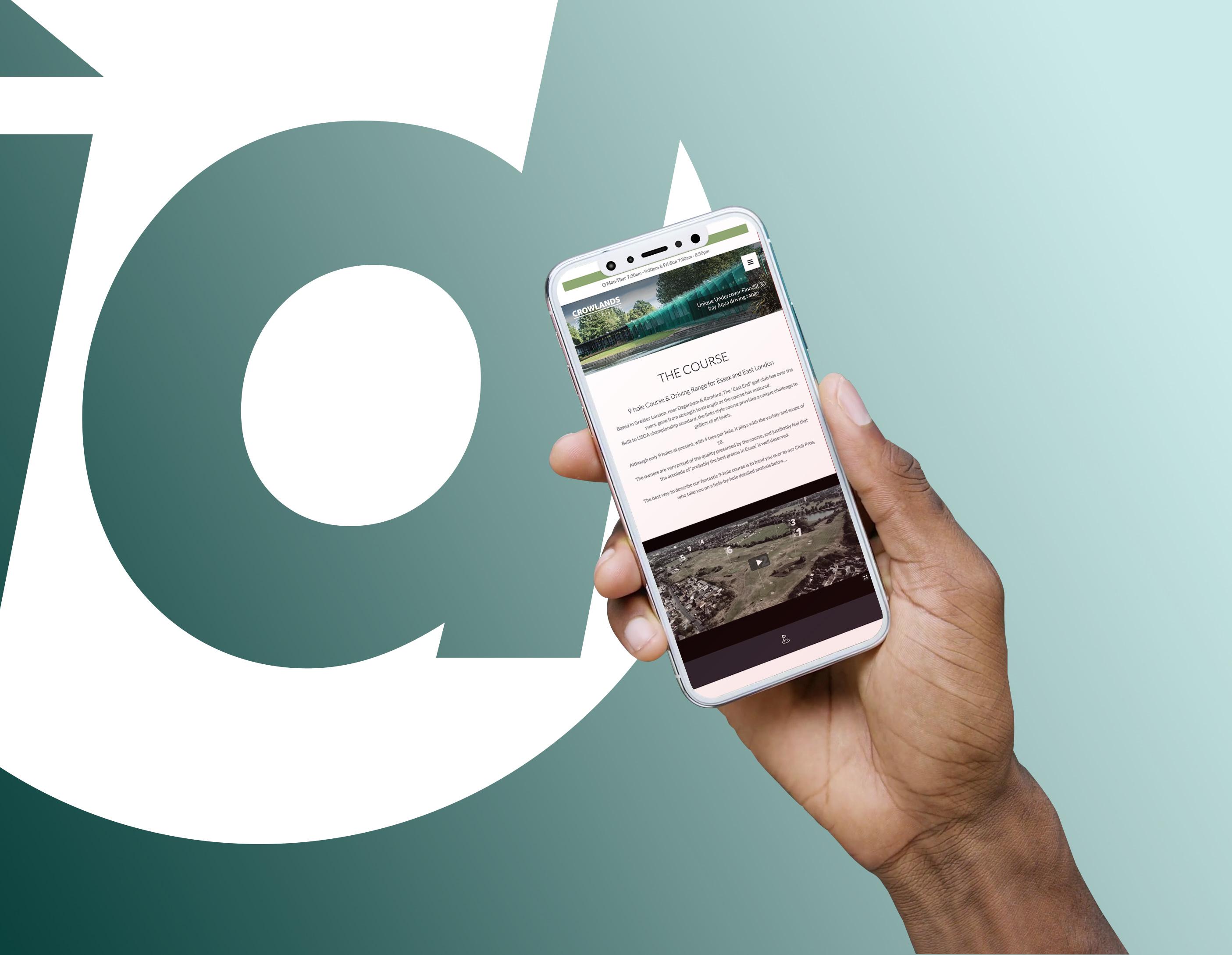 Responsive mobile web developer